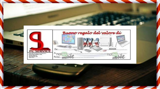 coupon sl pc service natale 2017