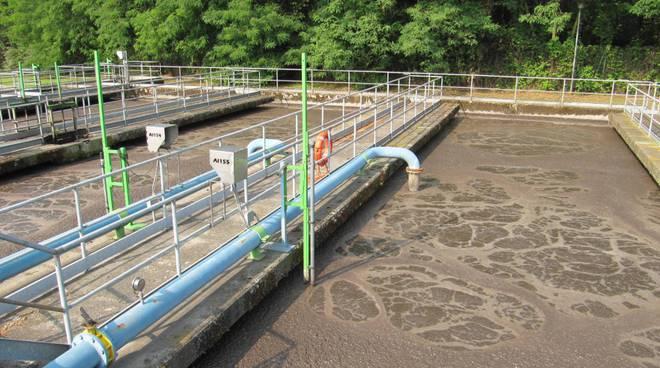 Depuratore Ladispoli acque reflue