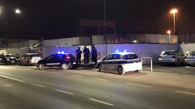 controlli antiprostituzione carabinieri pomezia