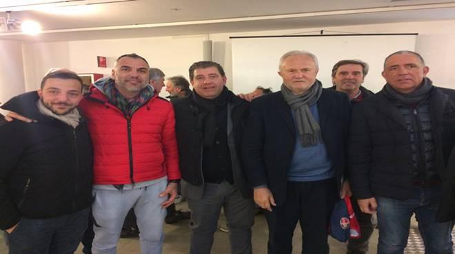 conferenza stampa sesterzio romano
