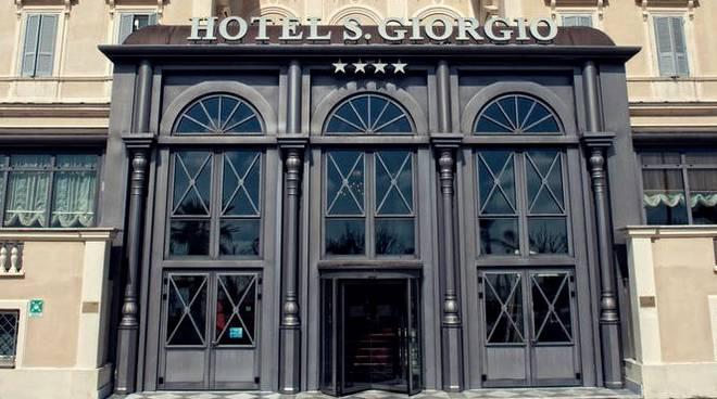 hotel san giorgio civitavecchia