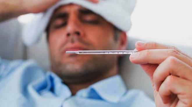 247.000 italiani a letto per l'influenza nel periodo natalizio