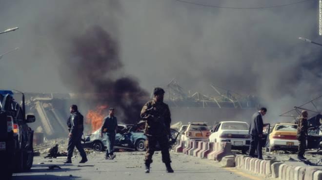 kabul afghanistan kamikaze