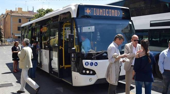 ritorna navetta Cerveteri Ladispoli Fiumicino