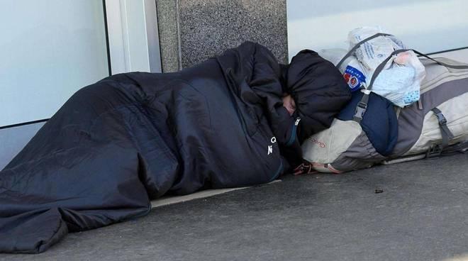 senzatetto - emergenza freddo senza fissa dimora