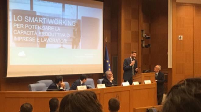studenti a convegno su futuro economa New Skills Agenda for Europe