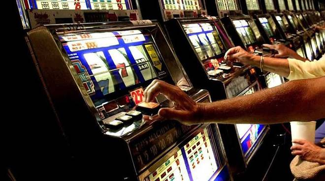 allarme gioco d'azzardo