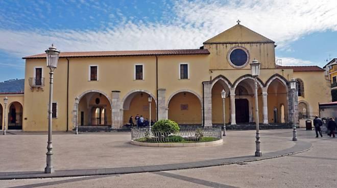 Chiesa di San Francesco d'Assisi, Fondi