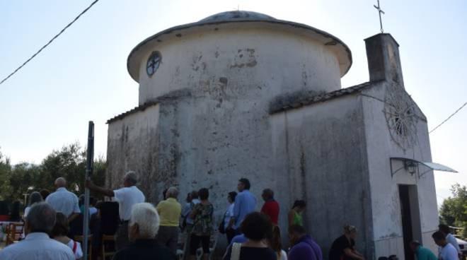 Chiesa madonna della croce, formia
