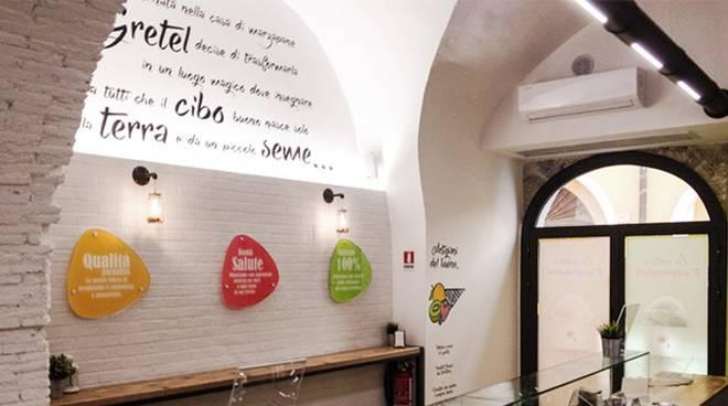 Formia gelateria Gretel Factory premiata Gambero Rosso fra le migliori in Italia