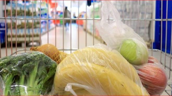 buste per frutta e verdura a pagamento