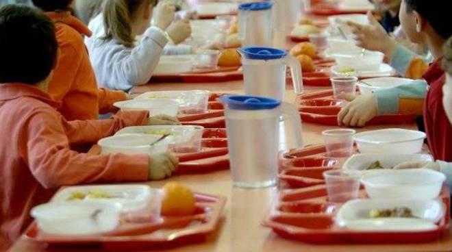 nuova sala mensa nella scuola Livatino