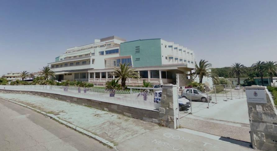 Ingegneria del Mare all'ex Enalc Hotel