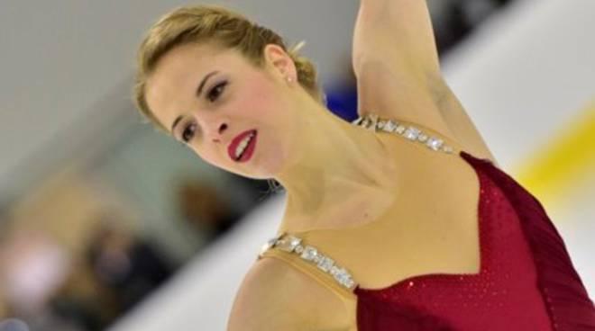 Europei di pattinaggio: Carolina Kostner record italiano e podio sicuro