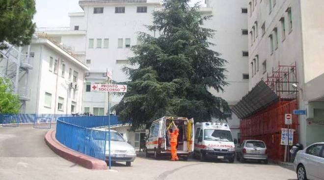 "Ospedale ""Dono svizzero"", Formia"