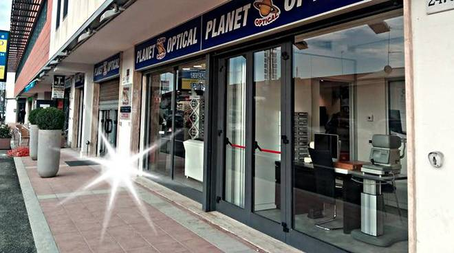 planet optical
