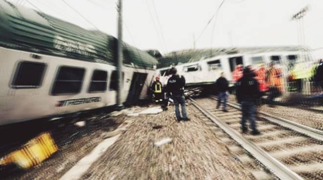 treno deragliato milano