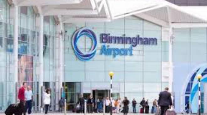 aeroporto birmingham
