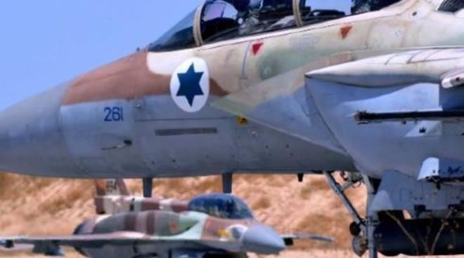 aviazione israeliana