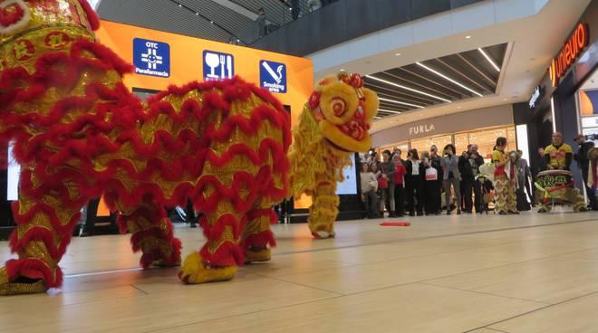capodanno cinese aeroporto fiumicino