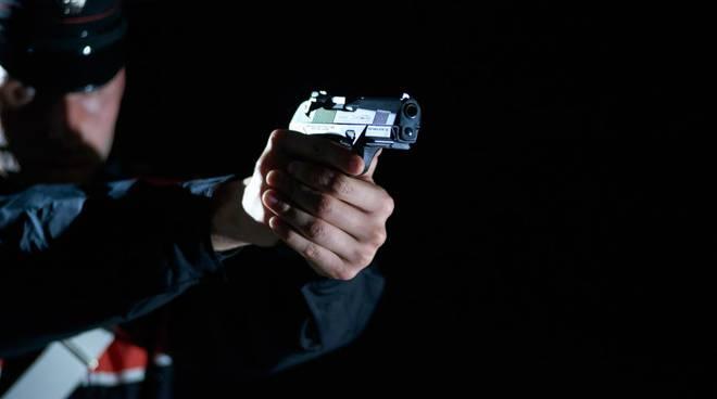 Carabiniere pistola