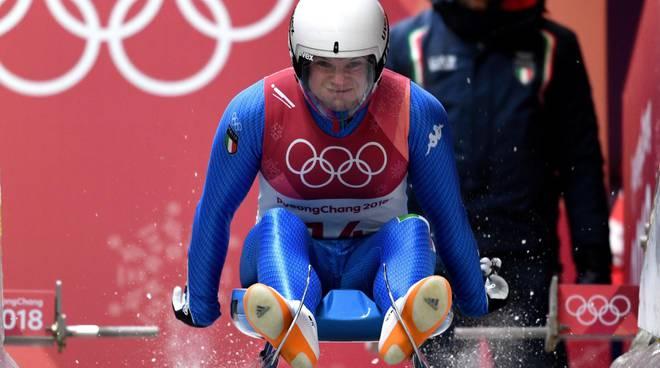Olimpiadi, Slittino: non bene i Fischnaller: il migliore è Kevin, sesto