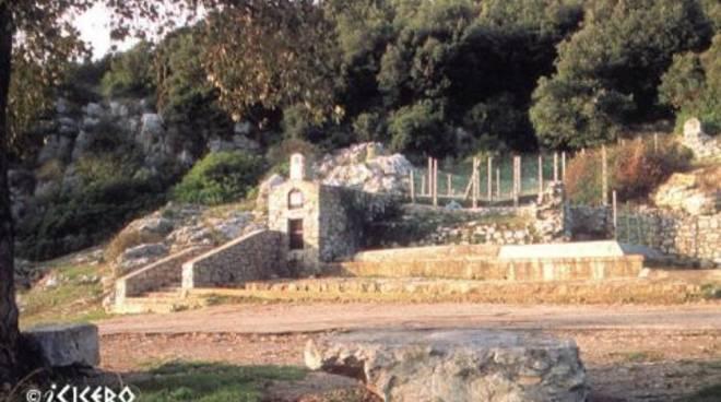 Fonte di Santo Stefano, Terracina