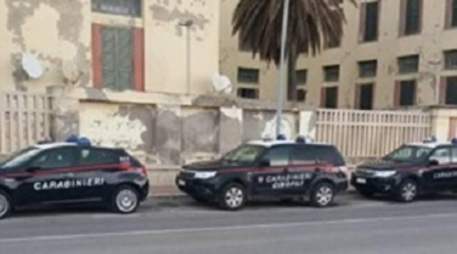 Ostia. I Carabinieri e l'operazione nell'ex colonia di Vittorio Emanuele