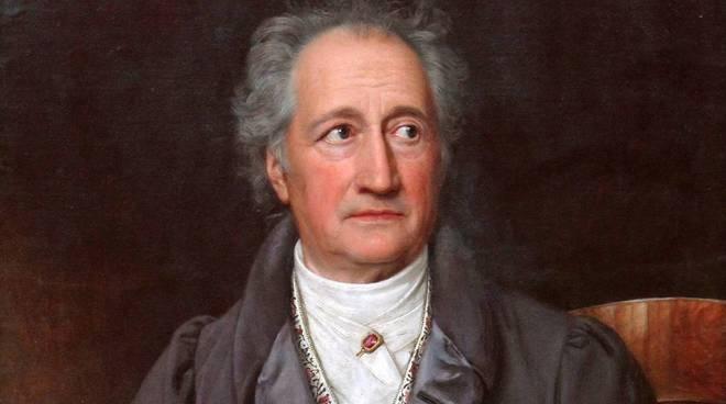 Goethe a Terracina