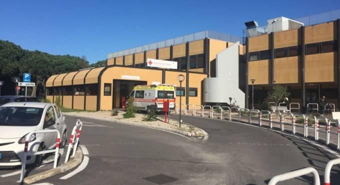 Ostia ospedale Grassi