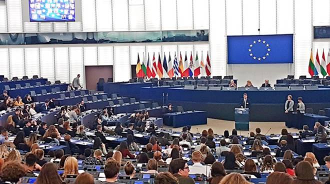 Progetto Europa, gli studenti di Fondi a Strasburgo
