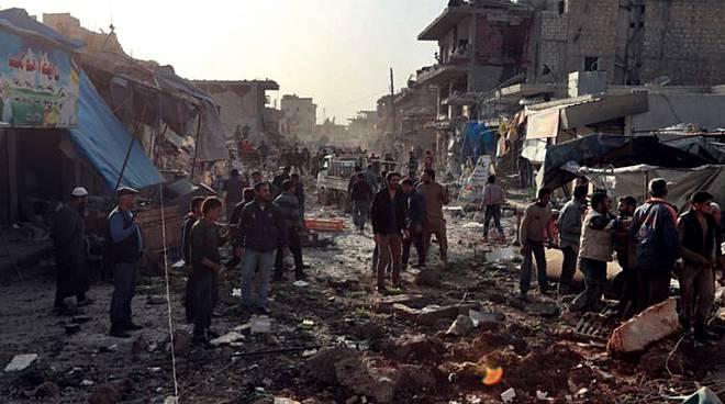siria raid