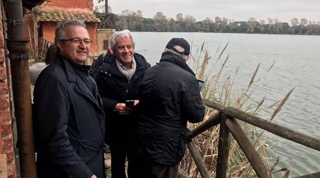 Fiumicino Regimenti e Menorello parco di Traiano