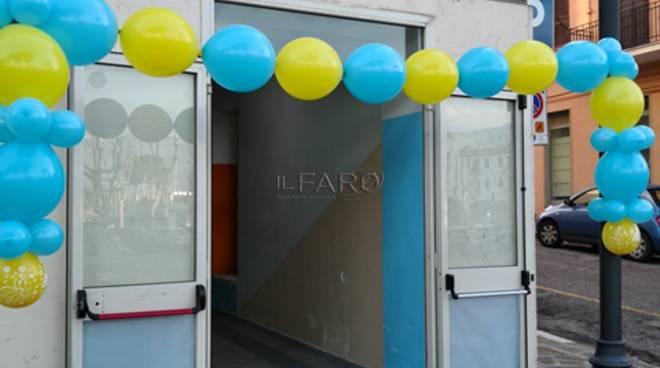 Gaeta, inaugurata la nuova sede della ludoteca comunale