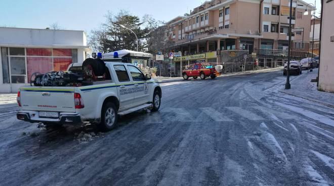 Montalto, assessore Fedele 'buona gestione emergenza neve'