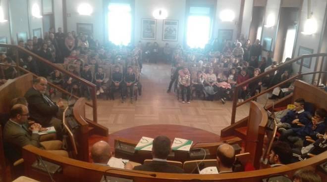 Nettuno incontro su Costituzione tra istituzioni e scuole