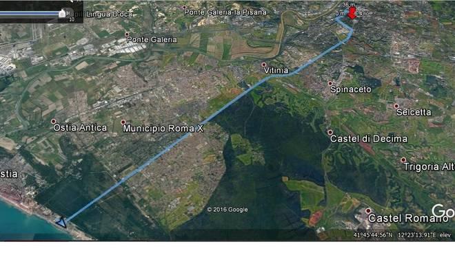 maratona Roma-Ostia
