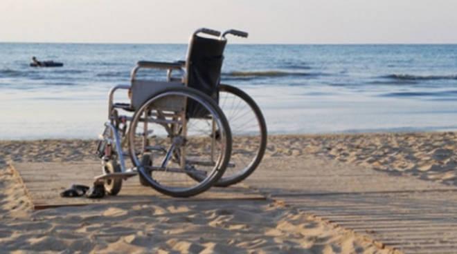 Spiagge accessibili anche per i disabili