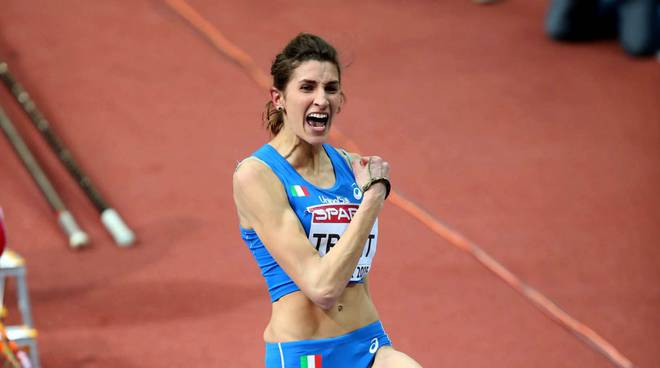 Mondiali Indoor, Alessia Trost è bronzo nel salto in alto