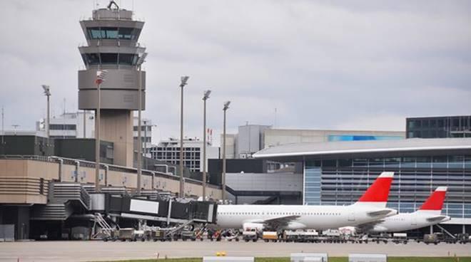 aeroporto Fiumicino, Singapore e Zurigo