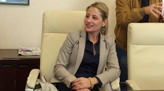 Anzio Laura Nolfi assessora