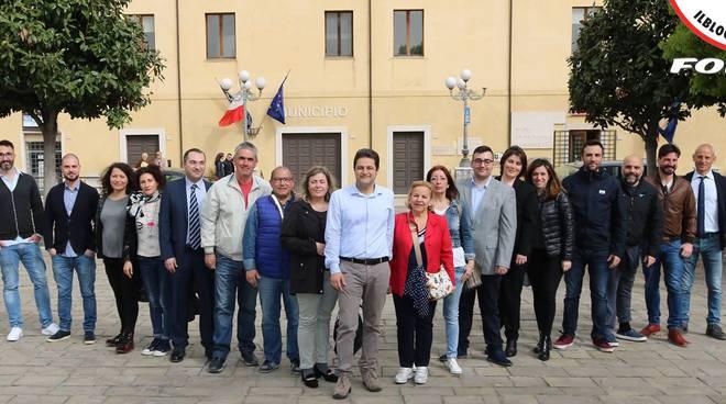 Formia lista M5s candidato Romano e consiglieri