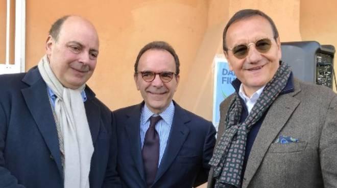 Forza Italia - Graux, Merlini, Russo