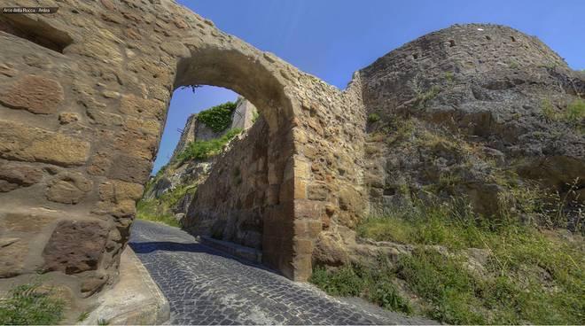 Porta antica di Ardea