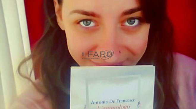 """""""L'animologo"""", il nuovo romanzo di Antonia De Francesco"""