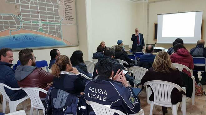 Ladispoli polizia locale corso di formazione edilizia