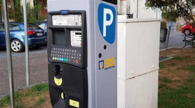 pagamento parcheggio