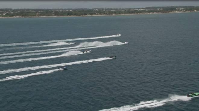 San Felice Circeo campionato di offshore