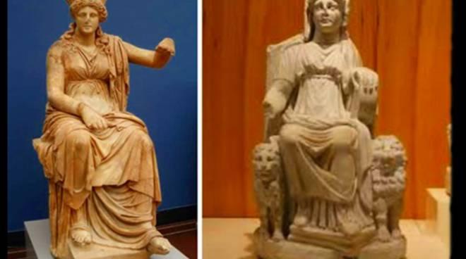 Statua di Cibele