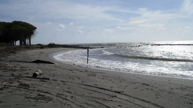 Tarquinia spiaggia san giorgio